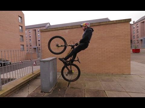Vlog 42 - Enduro Bike Trials With Danny Macaskill
