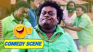 Comedy Scene Of Bangara s/o Bangarada Manushya | South Indian Hindi dubbed Comedy | Shiva Rajkumar