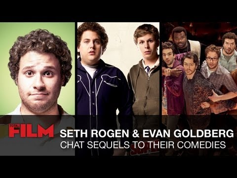 Superbad 2, Pineapple Express 2, Knocked Up 2 & More: Seth Rogen & Evan Goldberg Pitch Sequels