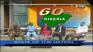 60 MINUTES NIGERIA: STATE OF THE NATION: Political Mbroglio in Benue State