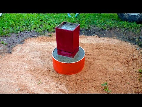 видео: Многофункциональный заборный столб-свая НА ВЕКА.