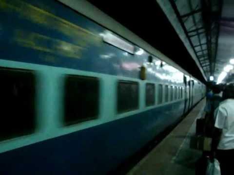 Railway Station Sangli Rush