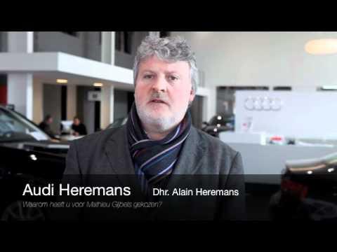 Audi Heremans Te Ternat En Nv Mathieu Gijbels Youtube