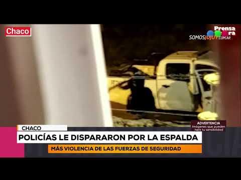 Policías Le Dispararon Por La Espalda | Somos Jujuy