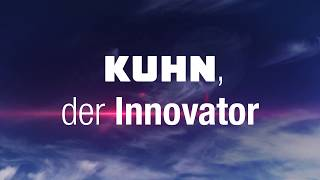 Foto von KUHN der Pionier, der Innovator. 50 years disc mower #DASMähwerk