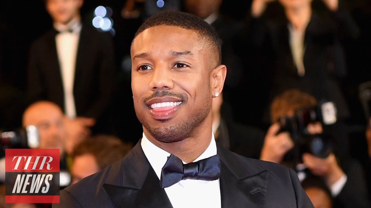 Michael B. Jordan Signs on to Produce and Star In 'The Silver Bear' | THR News