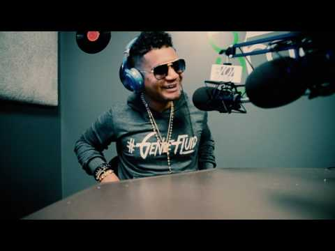 K'Coneil  Carib 101 Radio Show Interview (Toronto)