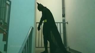 Batman On The Xline