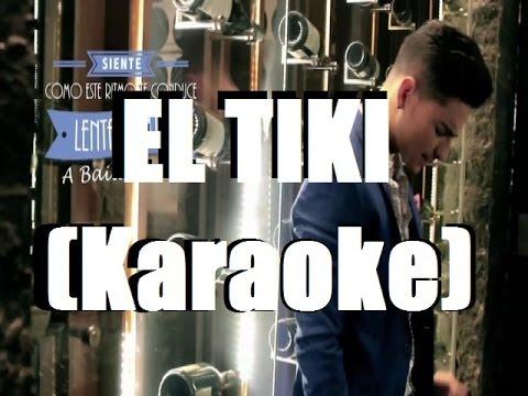 El Tiki - Maluma | Karaoke