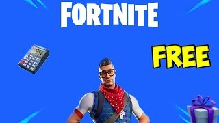 How To Get The New Fortnite Skin For FREE! (No PS Plus Needed)
