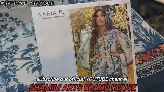 MARIA B LAWN vol. 2020/ shamim arts / lowest rates in Pakistan