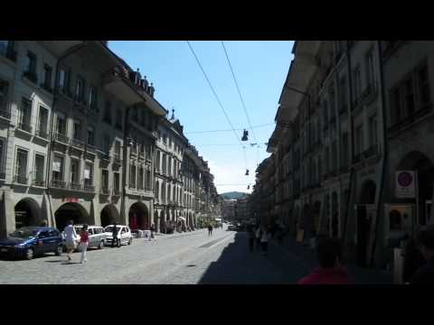 Kramgasse, Bern, Switzerland