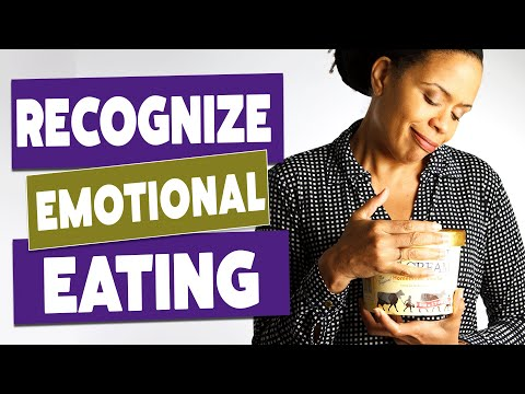 Emotional Eating How to Recognize It