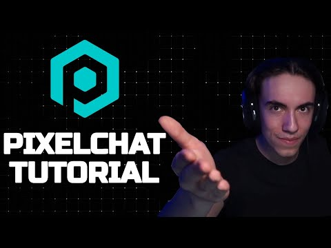 How to setup Pixel Chat for Twitch | Detailed Tutorial