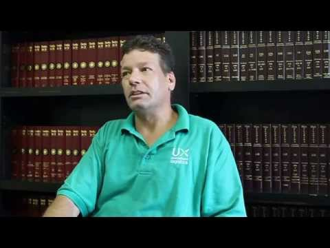 Truck Accident Victim - Client of McGrath Gibson