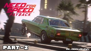 need for speed payback 2018 drag part 2 continue.