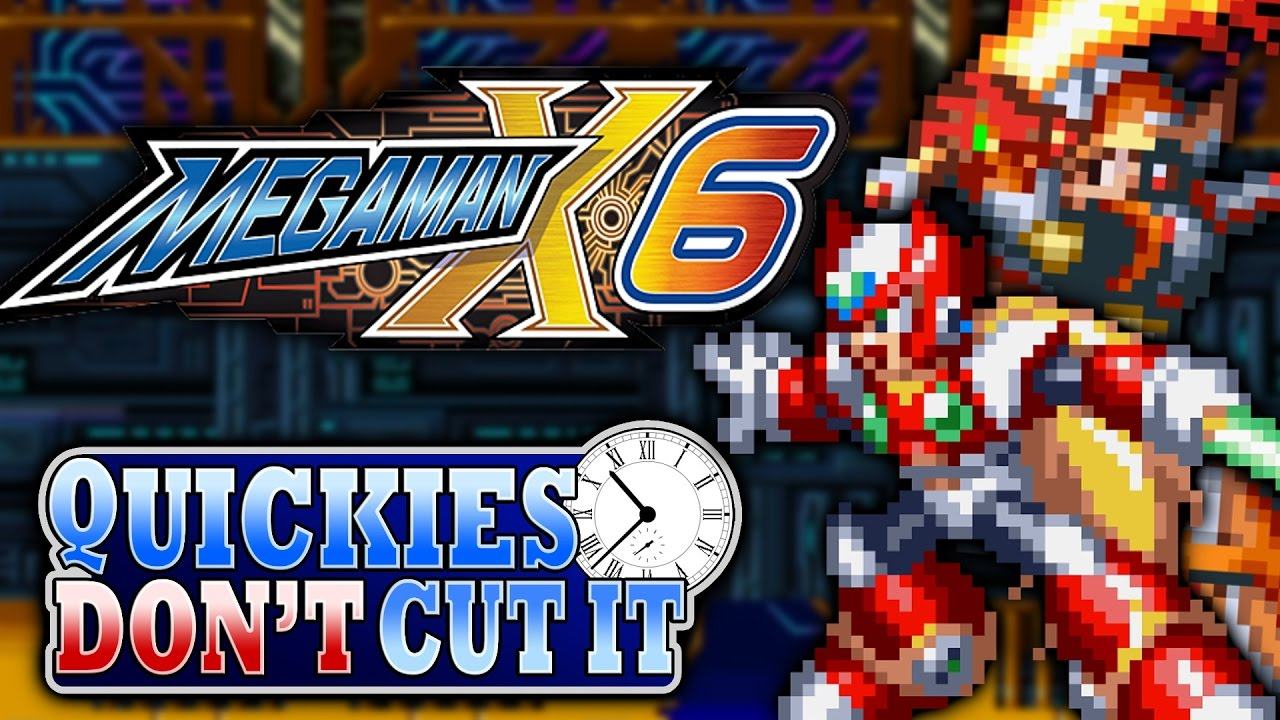 Mega Man X6 - Crappy Games Wiki Uncensored