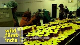 Honey packaging : Did you know India exports honey?