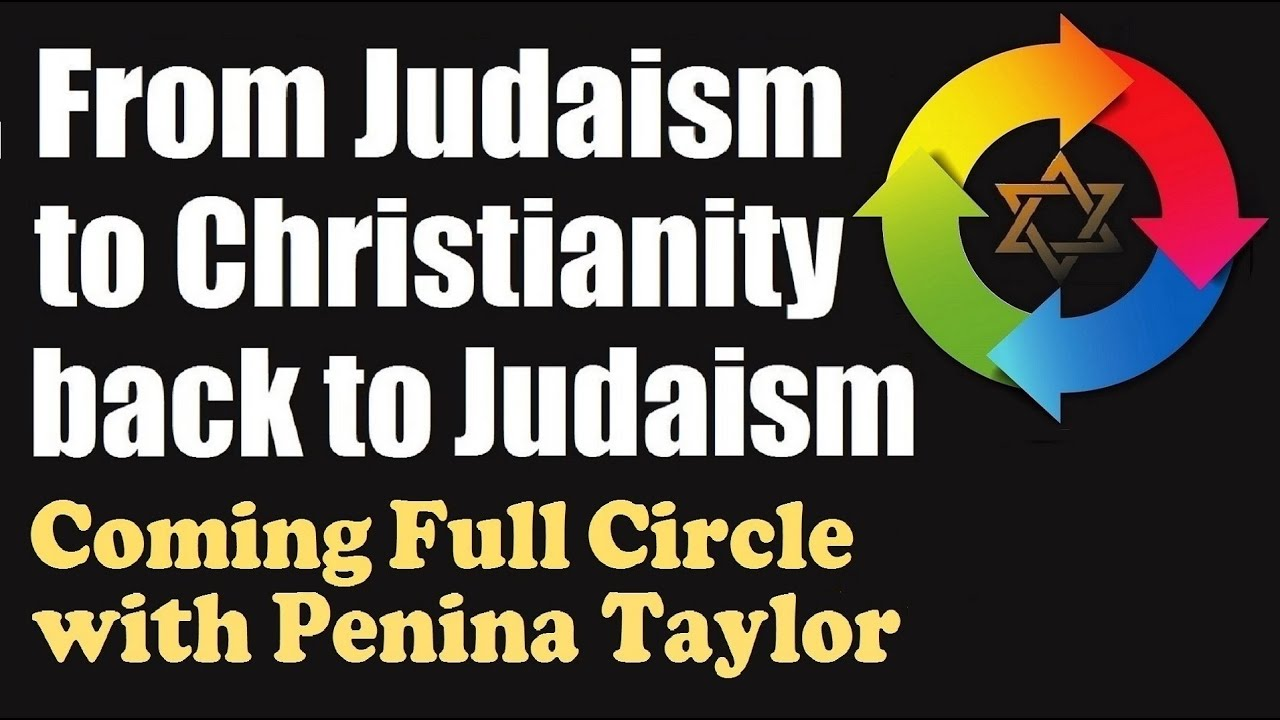 From Judaism 2 Christianity 2 Judaism Reply 2 One For Israel Jewish