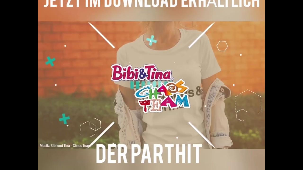 """Jetzt im Download ! ChaosTeam """"Bibi und Tina"""" Partyversion"""