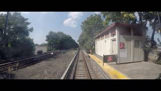 NYC Subway Timelapse | Rockaway Park to Inwood 207th Street (A) Line