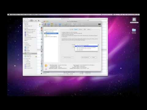 How to Format a Hard Drive in OSX Leopard
