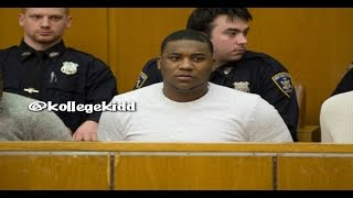 Bobby Shmurda's GS9 Brother Tells Judge To Suck His D*ck Before 100 Year Sentence