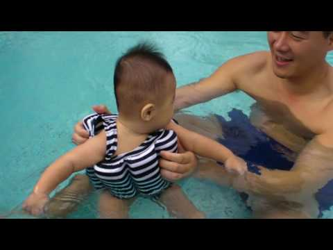 0bf3fee07d Yunbo_20100627 2. Swimming in a floating suit - YouTube