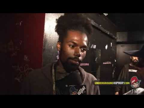 Damu The Fudgemunk - Interview (At CMJ - New York, NY - 10/16/07)