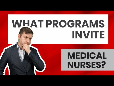 Canadian Provincial Nominee Programs Invite Nurses During Covid19
