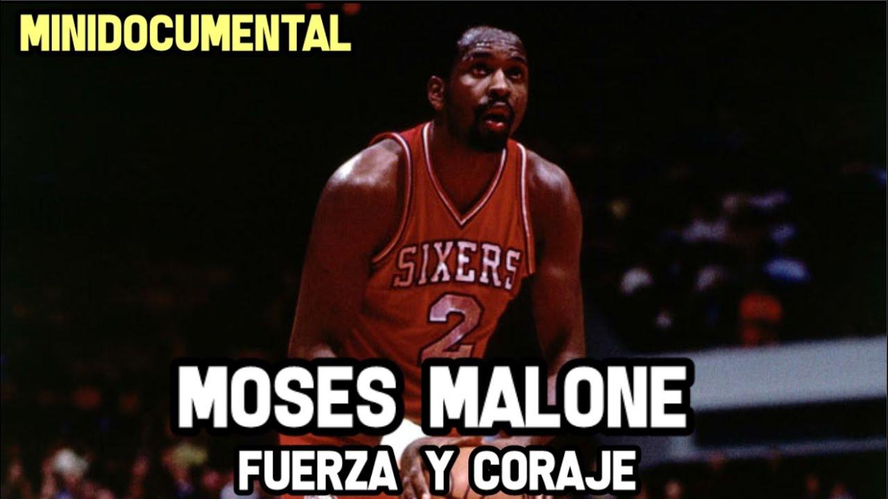 Moses Malone - Su Historia NBA | Mini Documental NBA