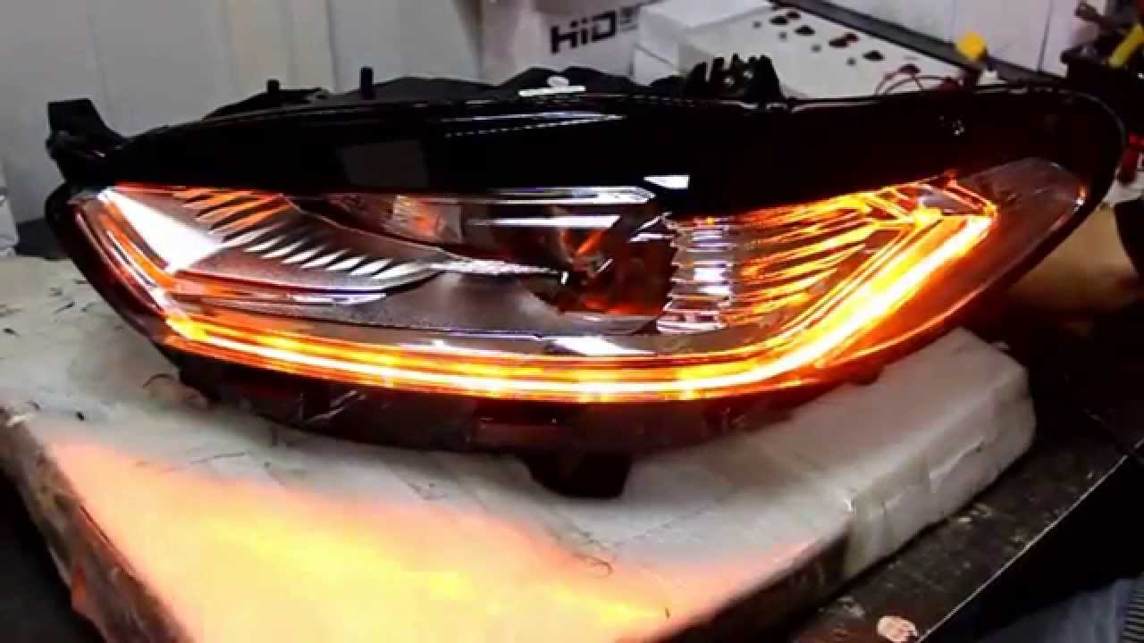 Winpower Headlights For Ford Mondeo Headlight 2013 2014