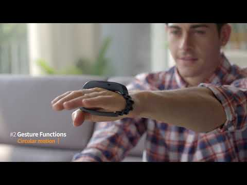 Wearable Gesture controller - Pero