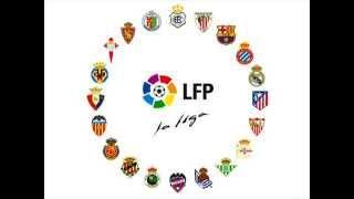 la liga song official الاغنية الرسمية للدور الاسباني