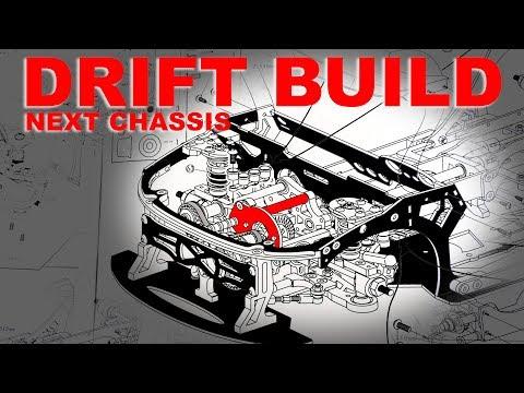 NEXT REAL LOOKING DRIFT CHASSIS | RC BUILD | D9Bulldog