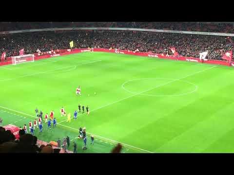 Arsenal v Chelsea - Carabao Cup 2018