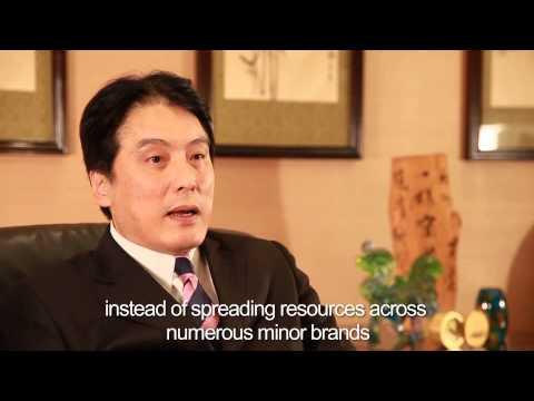 2013 資誠 PwC Taiwan CEO Survey 專訪 統一企業集團 總經理 羅智先