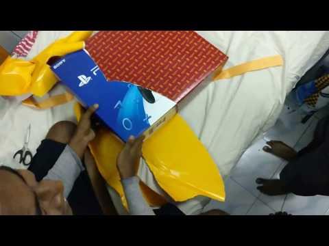 Unboxing Ps4 1tb flipkart