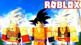 Goku and Karoly Mastered Infinity | Big Bang | Dragon Ball Burst-Roblox