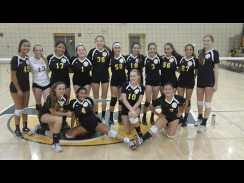 San Pedro High School Girls Volleyball 2016 Tribute