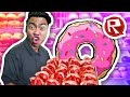 DONUT FACTORY TYCOON!   Roblox