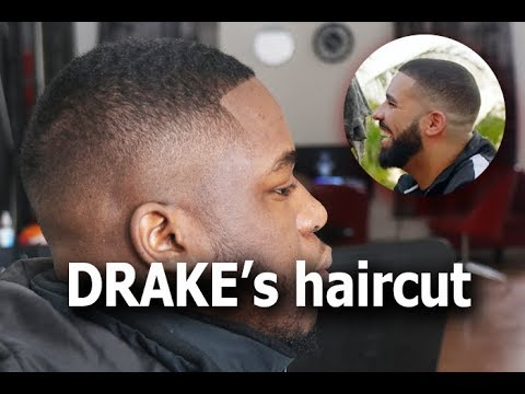 Drake Gods Plan Haircut How To Fade 2018 Youtube