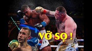 Bí Mật Cú Đấm Trời Giáng VỠ SỌ Trong Boxing Khiến Võ Sĩ Mất Trí Nhớ Tạm Thời - Anthony Joshua