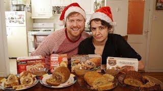 Vegan Holiday Roast Taste Test (by a vegan and non-vegan)