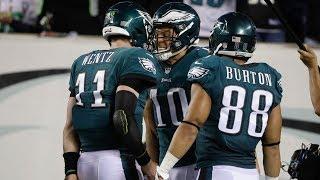 Washington Redskins vs. Philadelphia Eagles Week 7 Game Highlights | NFL