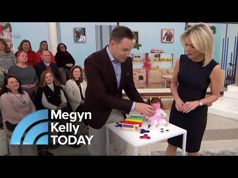 Jeff Rossen Reveals The Holiday Season's Most Hazardous Toys | Megyn Kelly TODAY