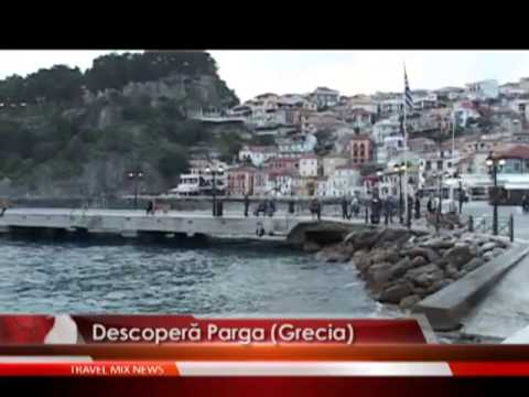 Descopera Parga Grecia