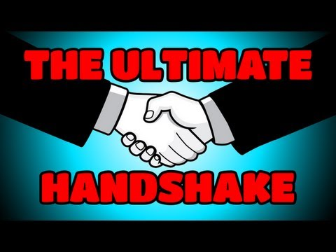 Thumbnail: The Ultimate Handshake!