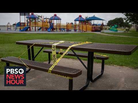 PBS NewsHour: Top U.S. health officials say states should pause reopening efforts
