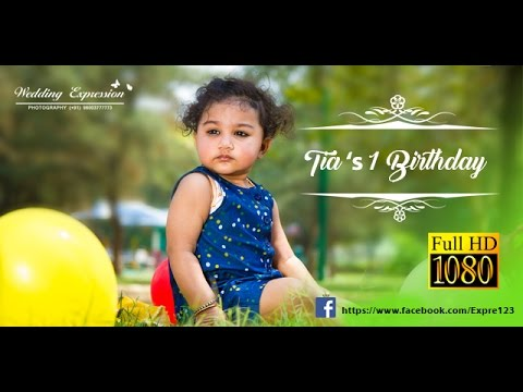 "Best Indian Baby Bithday  Film Video In Jamalpur  | Raiganj  | Tia""s Birthday  | Full HD"